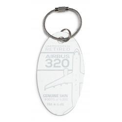 Airbus 320 Plane Tag G-BE